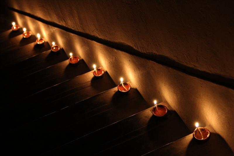 Karthigai deepam - festival of light