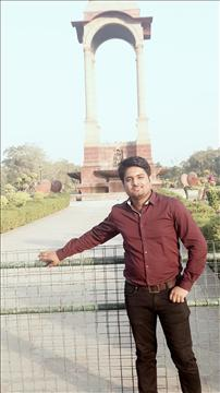 shailesh at india gate