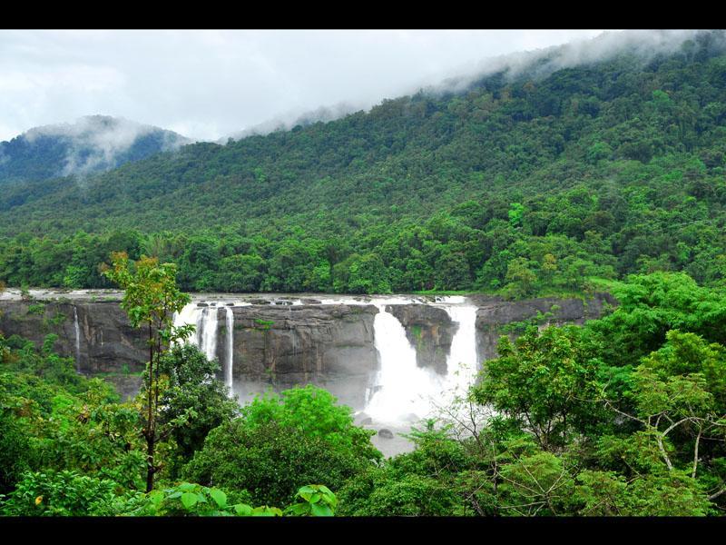 Athirappilly Waterfalls, Kerala