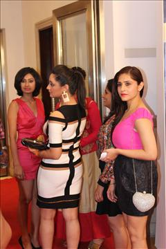 tv actresses party mood