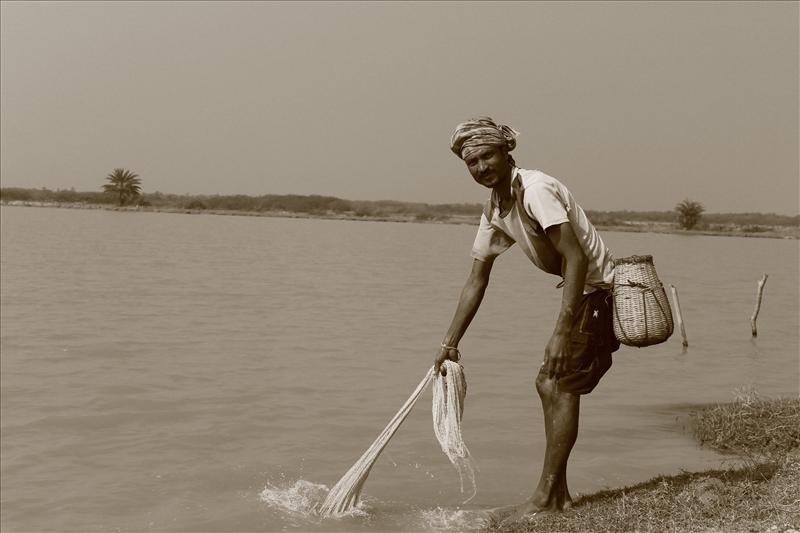 A Fishermen