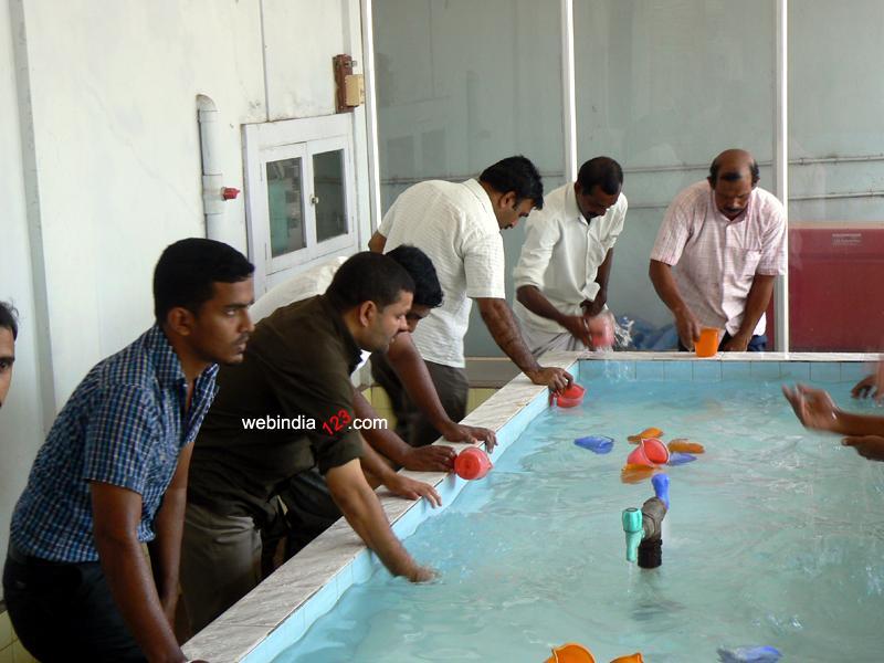 People at Juma Masjid Beericheri