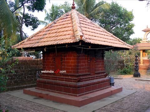 Sree Chakrapani Temple, Kerala