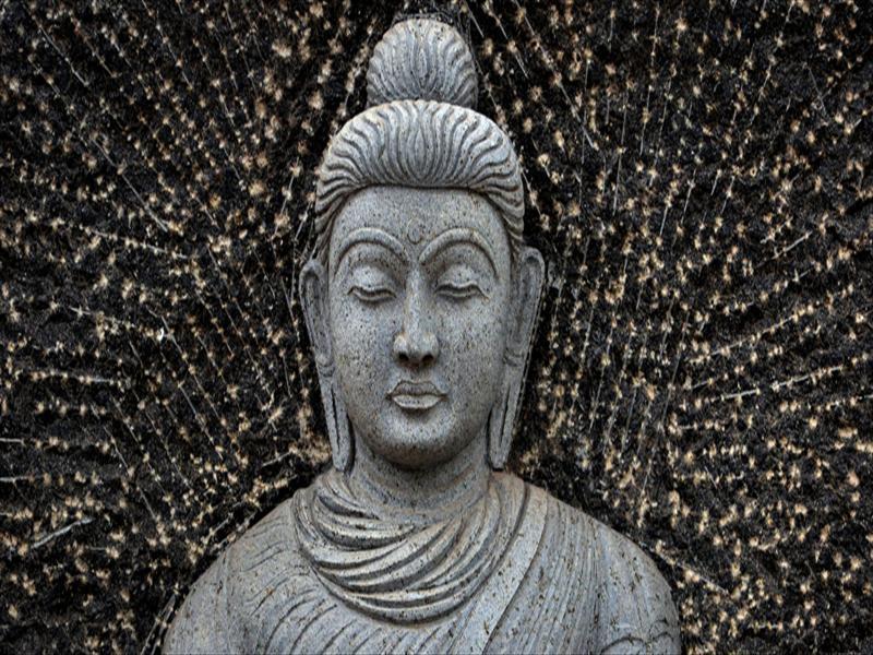 Working Stage Buddha