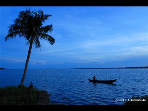 Vembanadu Lake