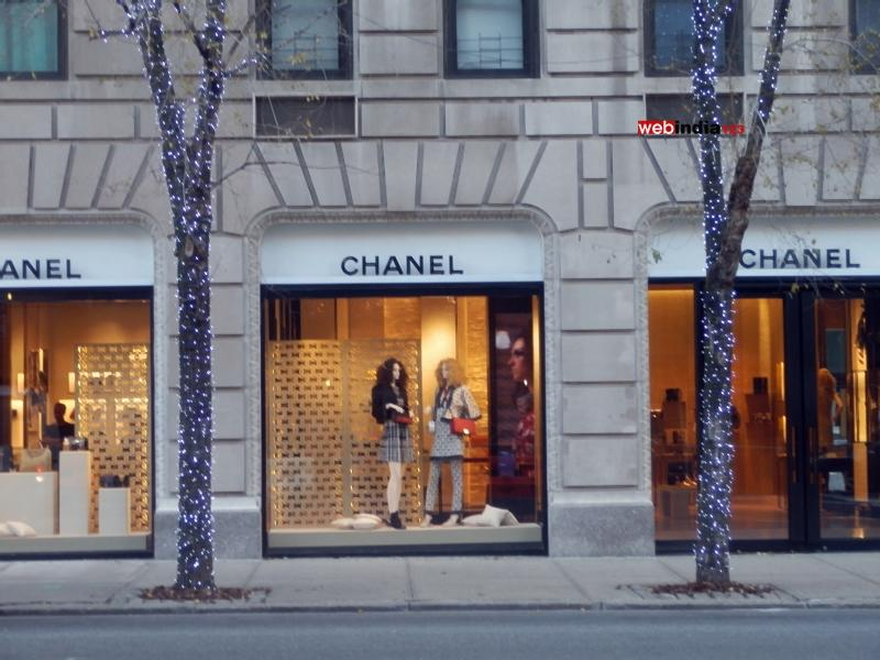 CHANEL Boutique - New York