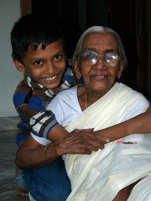 The Love of Grandmother