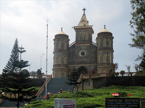Pattumala Matha Church