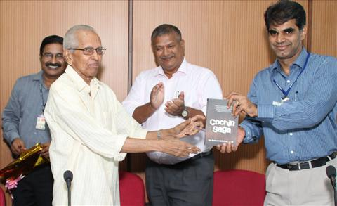 Cochin Saga published after 48 years