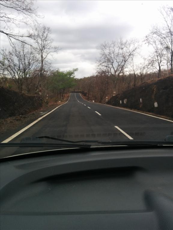 Desserted Road