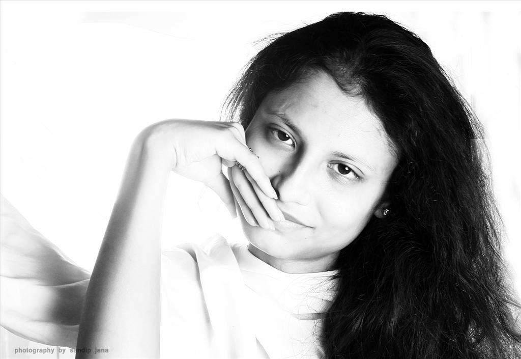 kolkata model photography