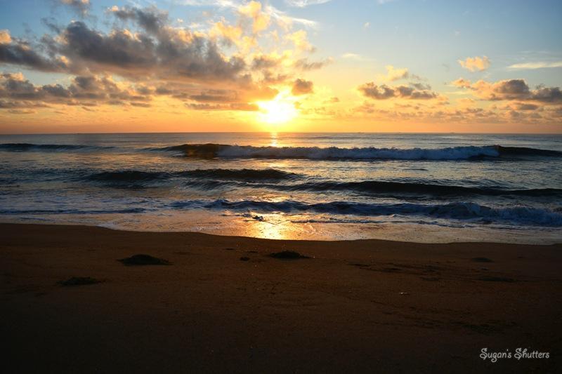 Sunrise so special