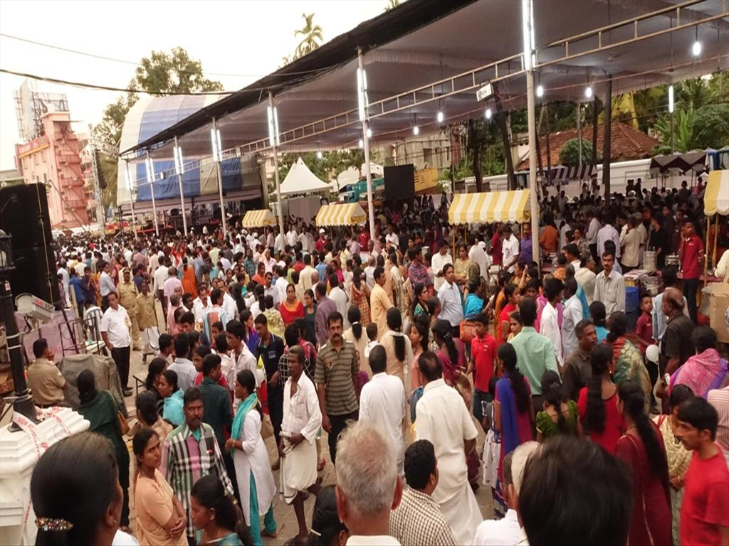 Consecration of Edappally Church