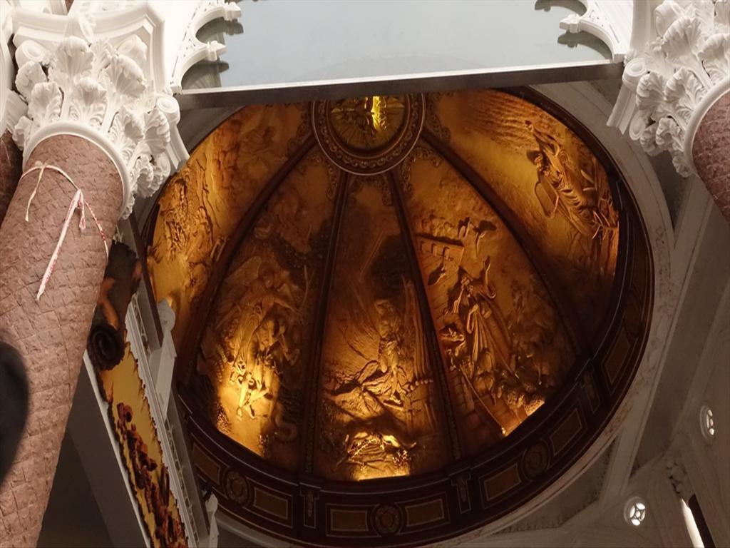 Architecture - St. George Forane Church, Edappally