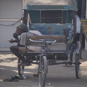 Rikshaw wala