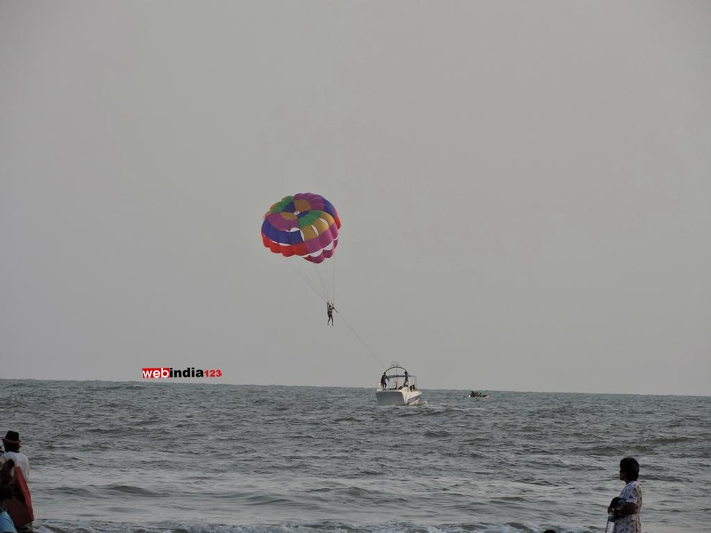 Sinquerim Beach, Goa