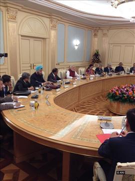 PM Narendra Modi's visit to Kazakhstan: Delegation level talks