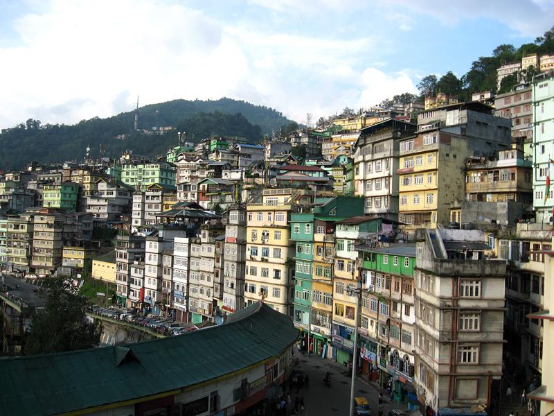 capital of sikkim