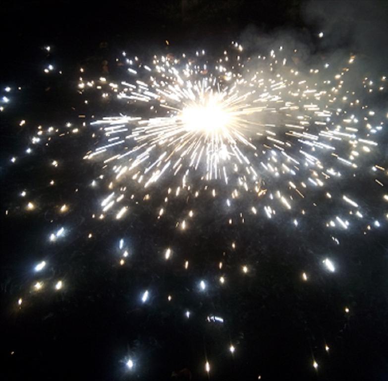 Spark of festival