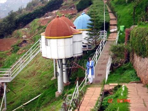 A beautiful resort at Coonoor
