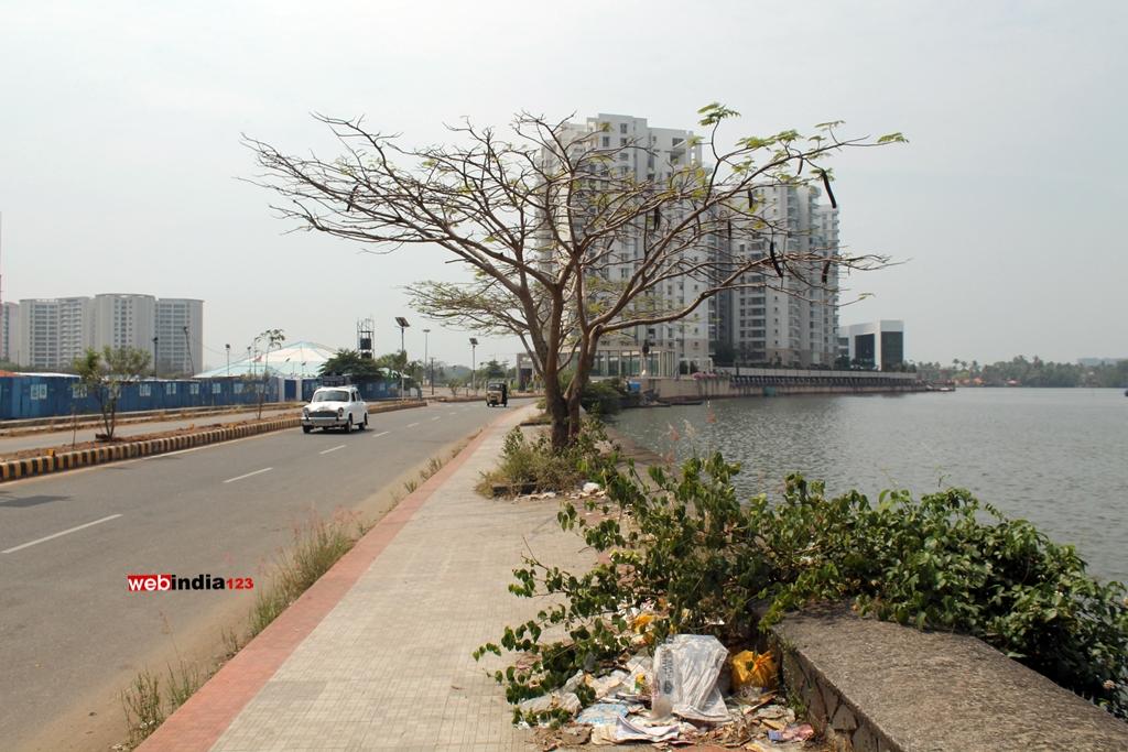 Goshree-Chathiath Road