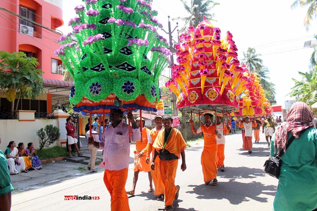 Tripunithura Athachamayam - 2015