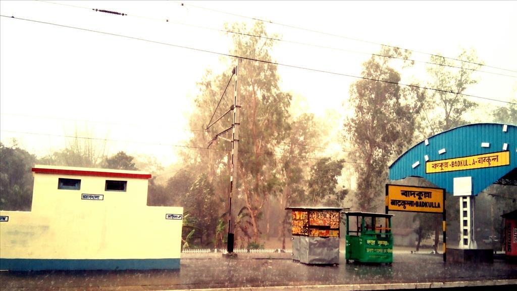 The railway adda