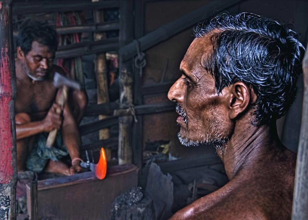 life of a ironsmith