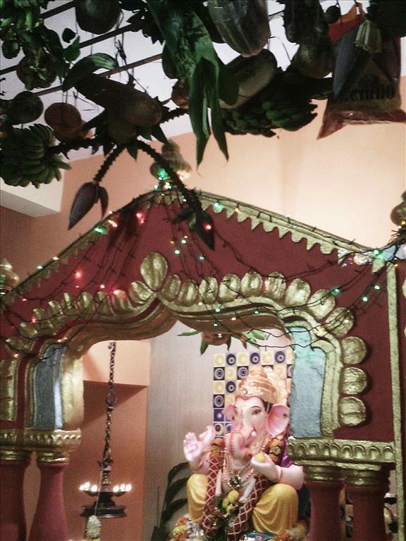 Ganesh festival .Goa