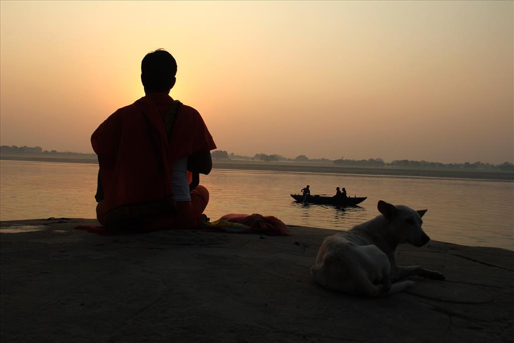 Morning pooja