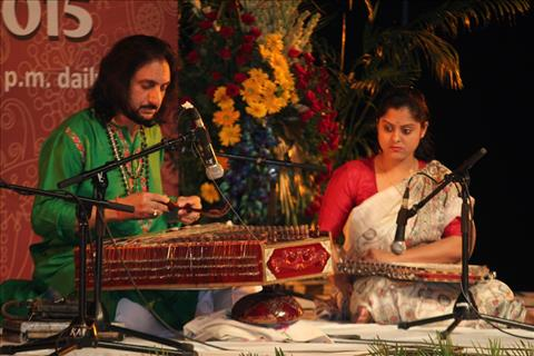 Pt. Bhajan Sopori at Delhi Classical Music Festival