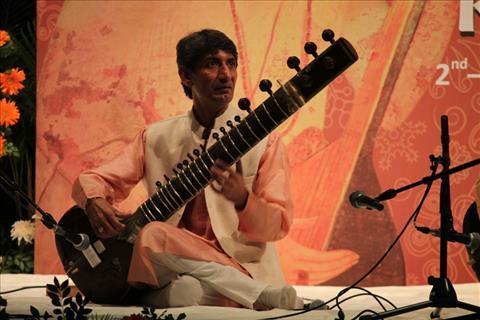 Sitar recital by Ustad Saeed Zafar Khan