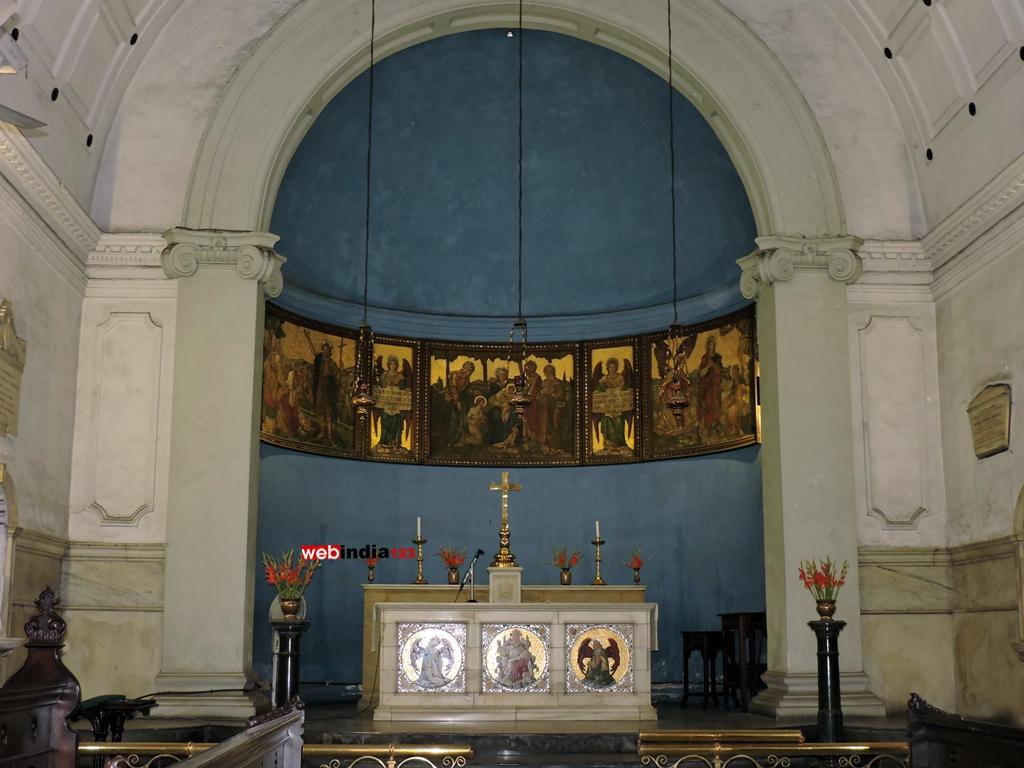 St. John`s Church, Kolkata