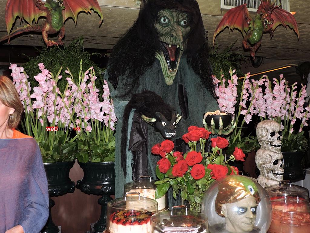 Halloween treat at a Restaurant Georgetown