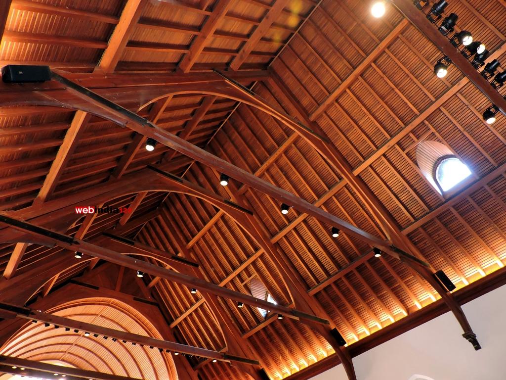 Georgetown University: Dahlgren Chapel