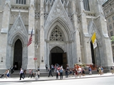 St.Patrick`s Cathedral, New york