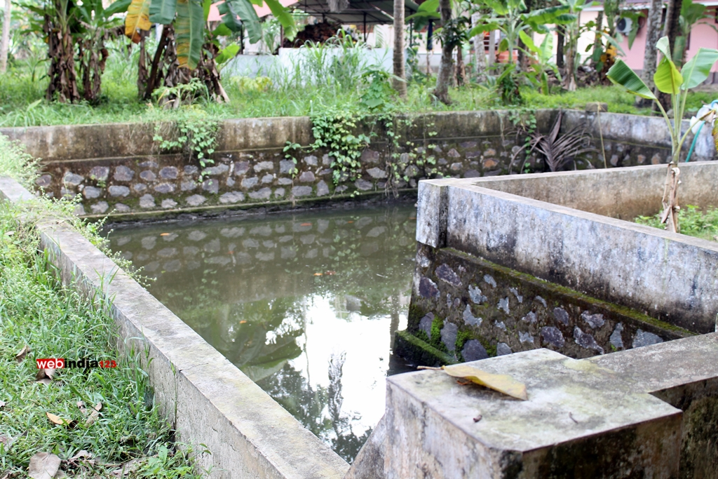 Ameda Temple, Thrippunithura