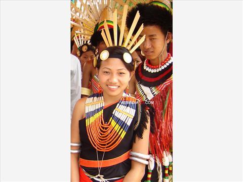 Tribeswoman