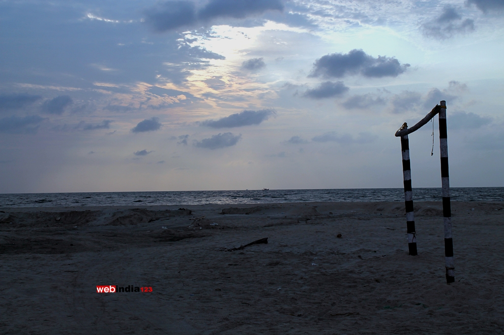 Andhakaranazhi Beach, Alappuzha