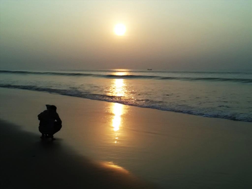 Sea Alone