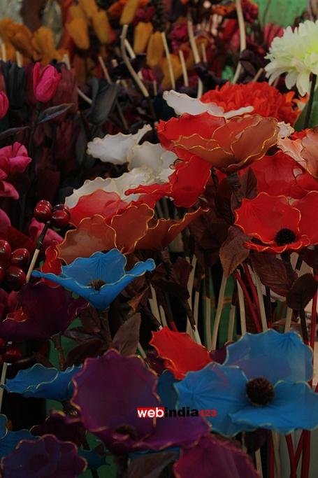 Nylon Flower (Stocking flower)