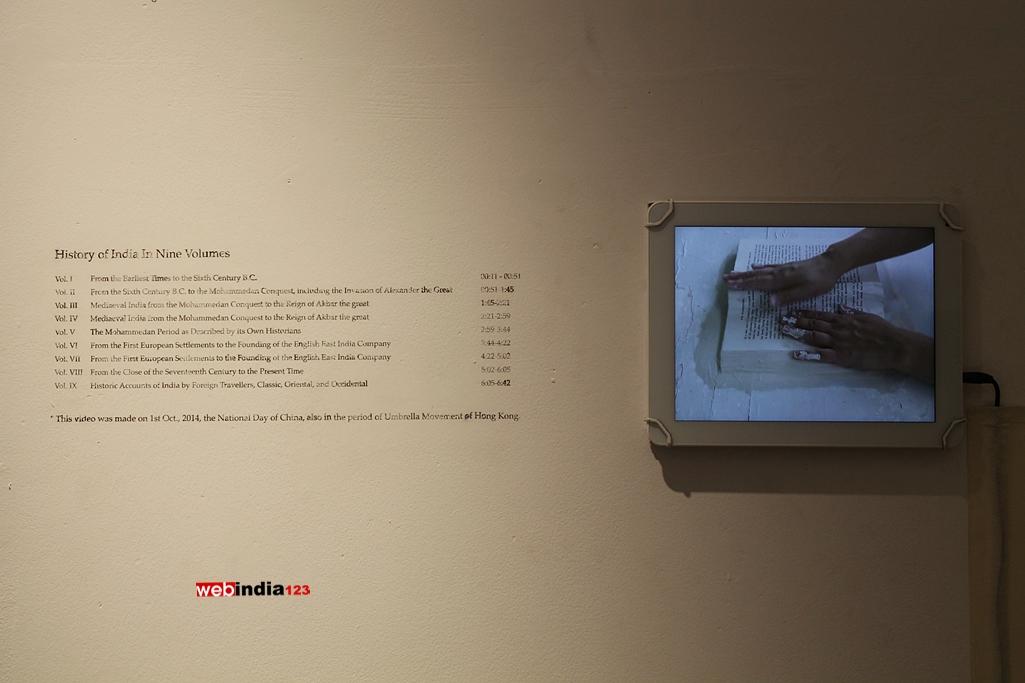 Kochi-Muziris Biennale Installation