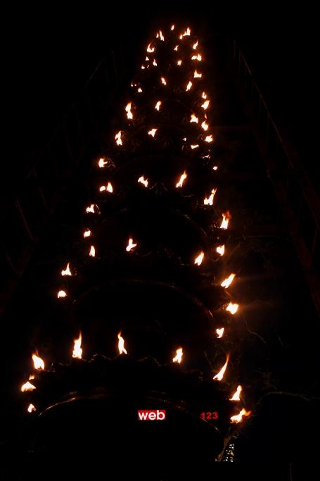 Kalvilakku - Thrissur Pooram 2016