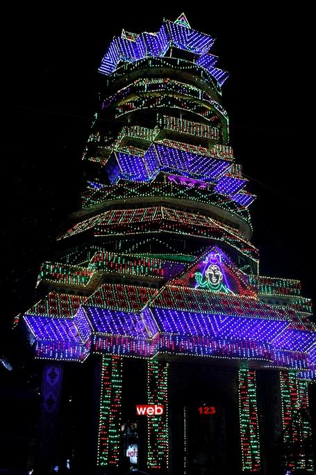 Thrissur Pooram 2016