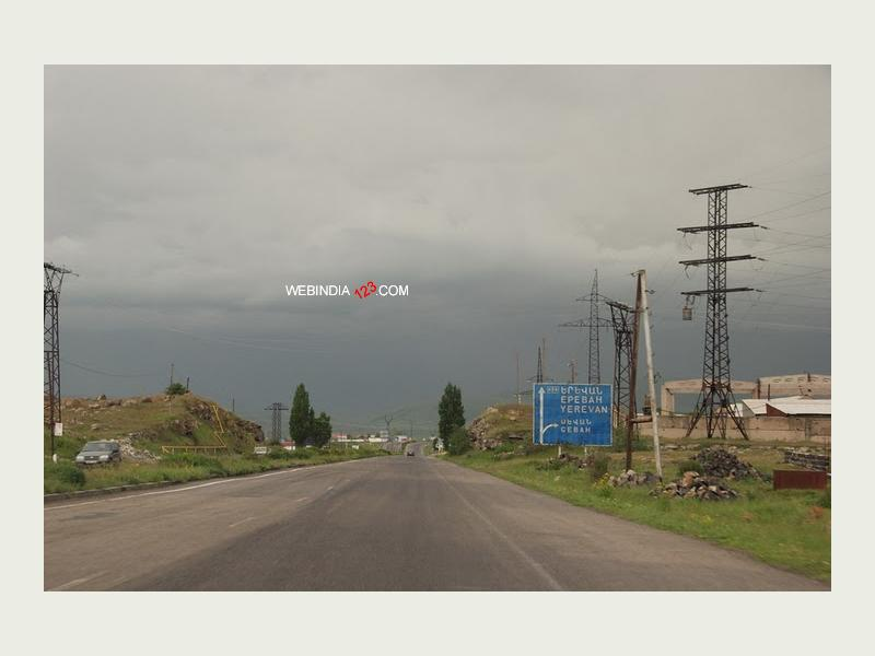 Road, Armenia