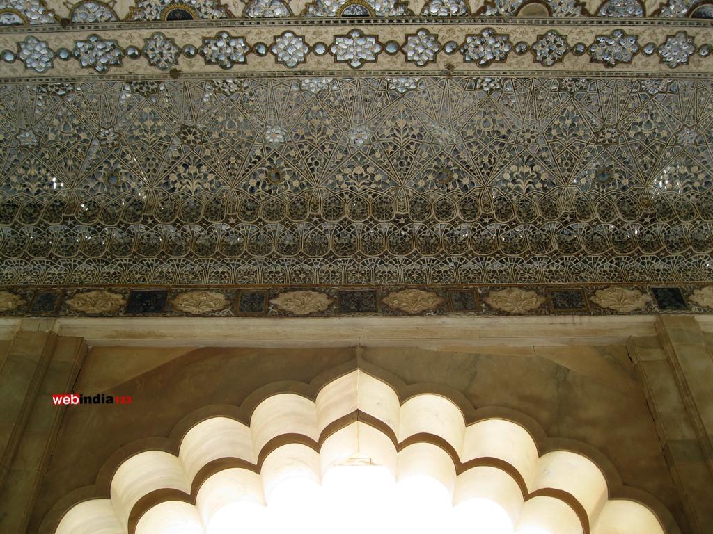 Sheesh Mahal Amber Fort