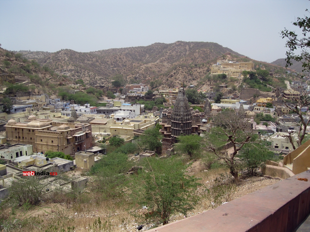 From top of Amer Fort