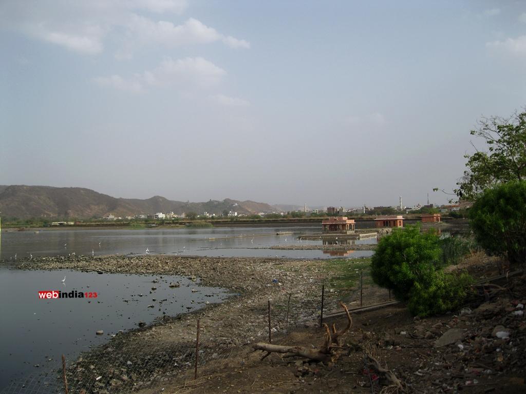 Man Sagar Lake - Jaipur