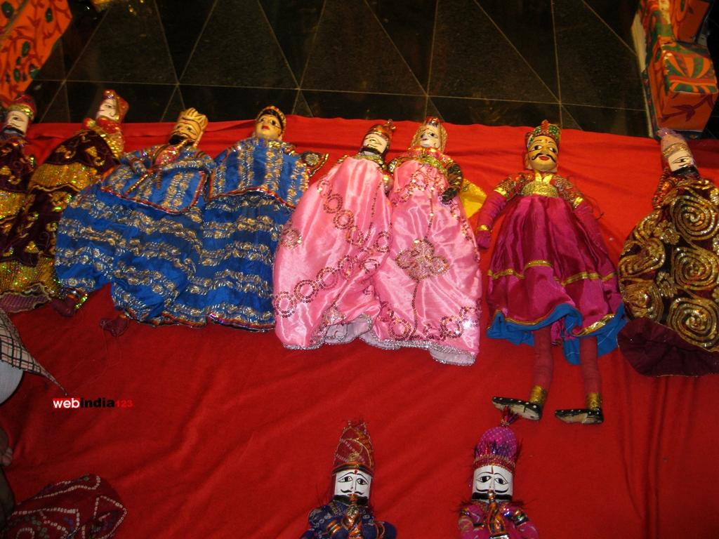 Puppet Show at Lebua Resort