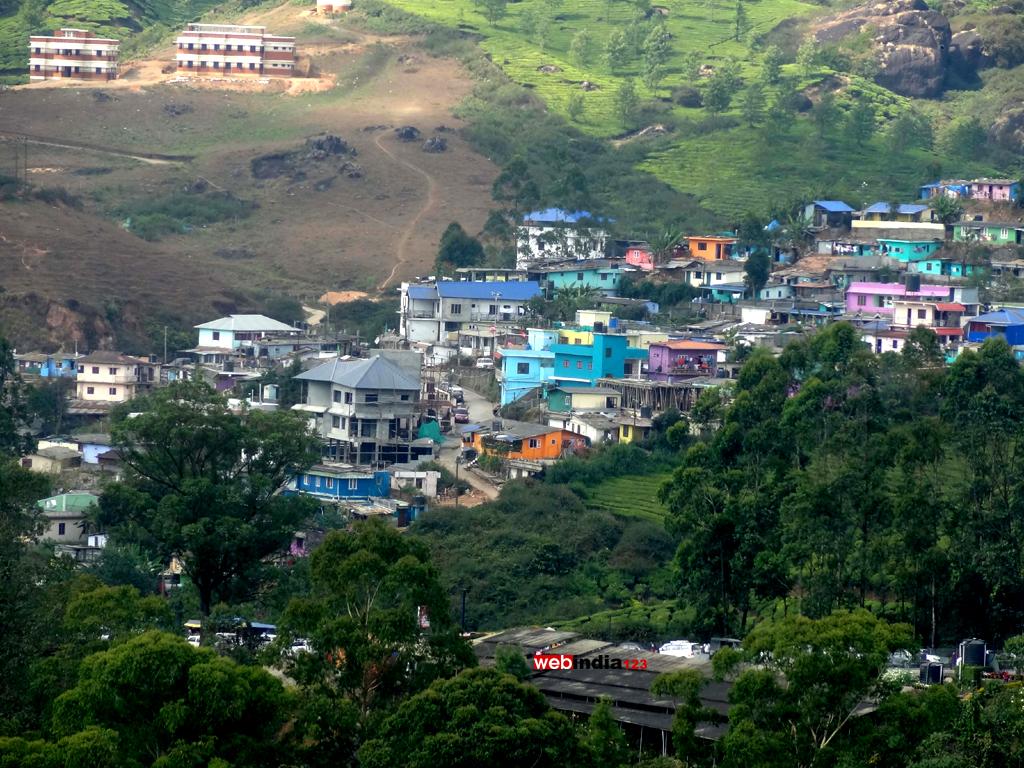 Munnar Town